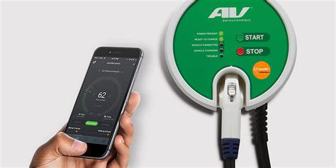 ev charger makers aerovironment  emotorwerks partner