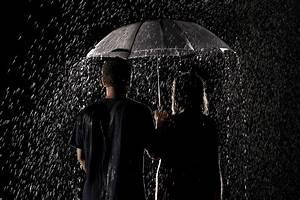Rain Umbrella Couple Wallpapers - 1920x1280 - 827382