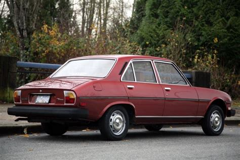 1980 Peugeot 504 Diesel 4sp, Beautifully Preserved
