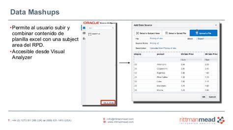 Oracle Bi Publisher Para Ebs Y Obiee Pdf Oracle Bi Cloud Aprovechando Al M 225 Ximo El An 225 Lisis De