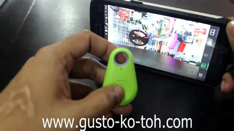 bluetooth key tracker youtube