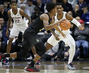 Photo Gallery: UCF Knights @ UConn Men's Basketball - 1/10 ...