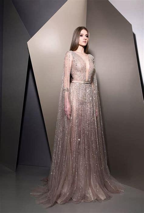 Breathtaking Evening Dresses Ziad Nakad Fall Winter 2018