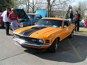File:1970 Ford Mustang Mach I Fastback.jpg - Wikimedia Commons