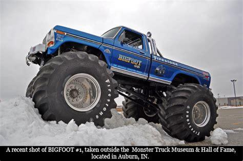 bigfoot monster truck history bangshift com awesome read the fantastic story of bigfoot