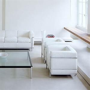 Bauhaus Möbel Reproduktionen : le corbusier sessel le corbusier sessel lc2 online kaufen bei cassina lc2 sessel von le ~ Buech-reservation.com Haus und Dekorationen