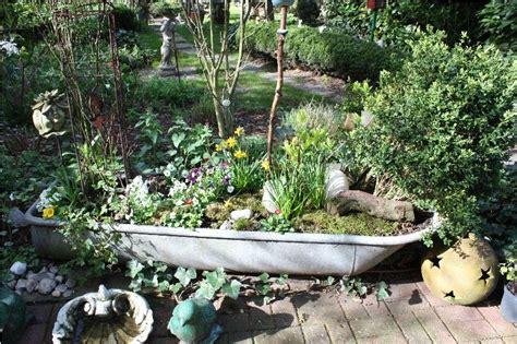 Badewanne Bepflanzen Im Garten by Badewanne Im Garten Bepflanzen