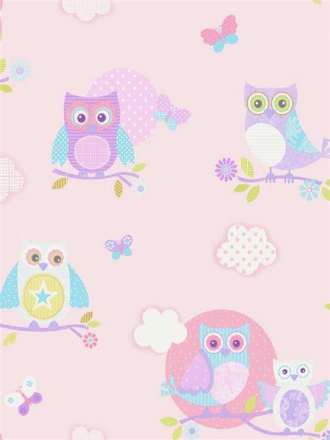 cute pink owl wallpaper  iphone  hdwallpapercom