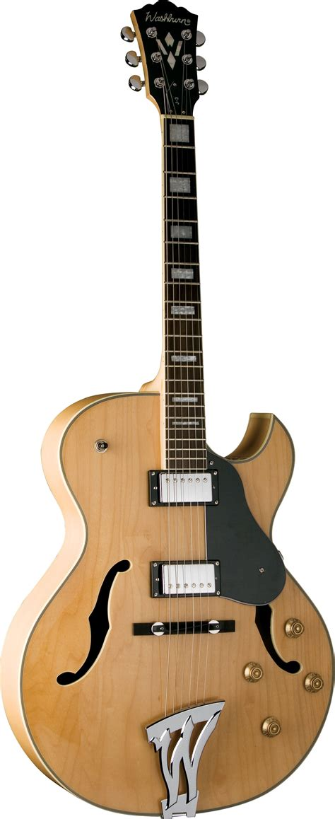 Electric Guitars > Washburn J3NK Jazz Electric Guitar ...