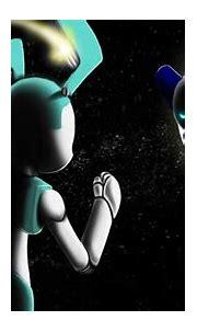 XJ9(Jenny Wakeman) vs Robotboy Speedpainting - YouTube
