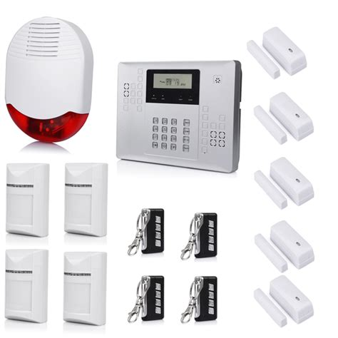 alarme maison gsm et syst 232 me d alarme sans fil