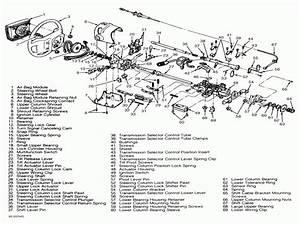 1989 Ford F 250 Steering Column Diagram