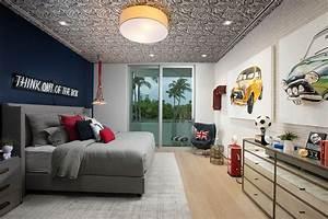 Fun, Room, Ideas, Modern, And, Mature, Boy, U2019s, Bedroom, Design