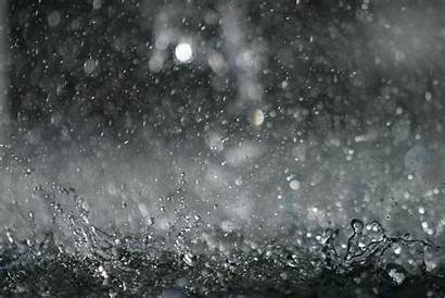 Rain Splash Prevent Fountain Mushy Rainfall Week