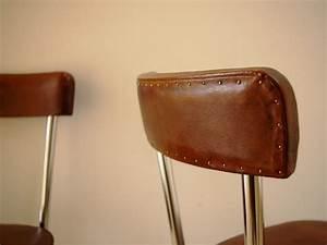 Un Dossier De Chaise : dossier clout s chaise industrielle chaises ~ Premium-room.com Idées de Décoration