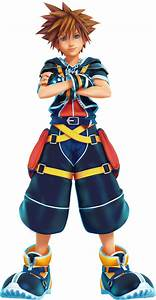 Sora - Kingdom Hearts Wiki, the Kingdom Hearts encyclopedia