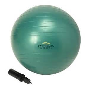 Anti-Burst Ball Therapy