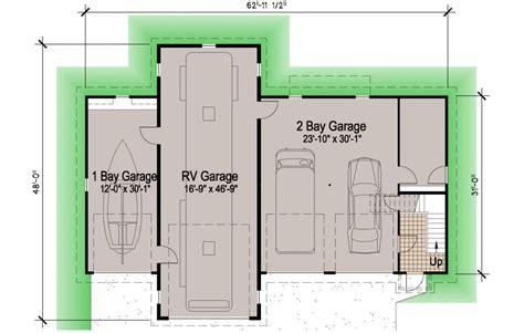 island rv garage  motor home southern cottages
