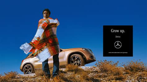 Mercedes-benz Launches Ad Campaign With Short Films For