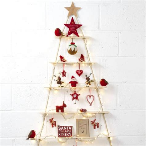 weihnachtsbaum selber machen schnelle weihnachtsbastelideen christbaum selber machen