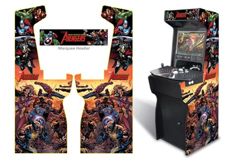 187 customer submitted custom permanent size the graphics for xtension arcade