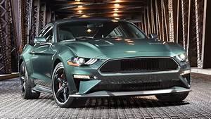 2019 Ford Mustang Bullitt HD Wallpaper   Background Image   1920x1080   ID:908223 - Wallpaper Abyss