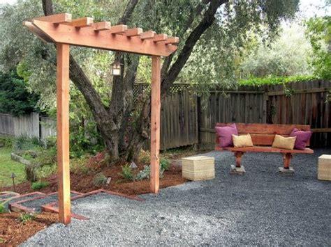Garden Arbor Plans by 21 Brilliant Diy Backyard Arbor Ideas