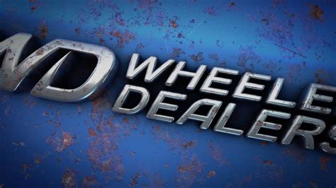 TRAILHEAD PICTURES LLC - Wheeler Dealers -Discovery Channel
