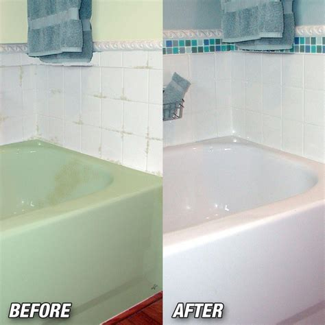 Epoxy Bathroom Tile by Simple Tips Resurface Bathtub From Theydesign Theydesign