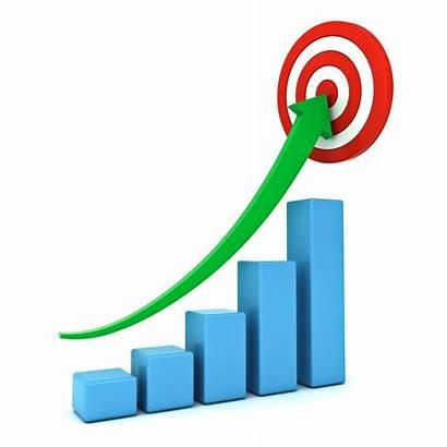Sales Benchmarking Business Target Hitting Growth Goal
