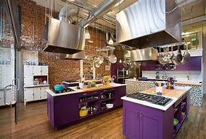 kitchen cabinets the 9 most popular colors to pick from With best brand of paint for kitchen cabinets with purple and grey wall art