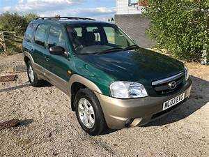 2003 Mazda Tribute V6 3 0 Automatic 4x4 Low Miles Tow Bar