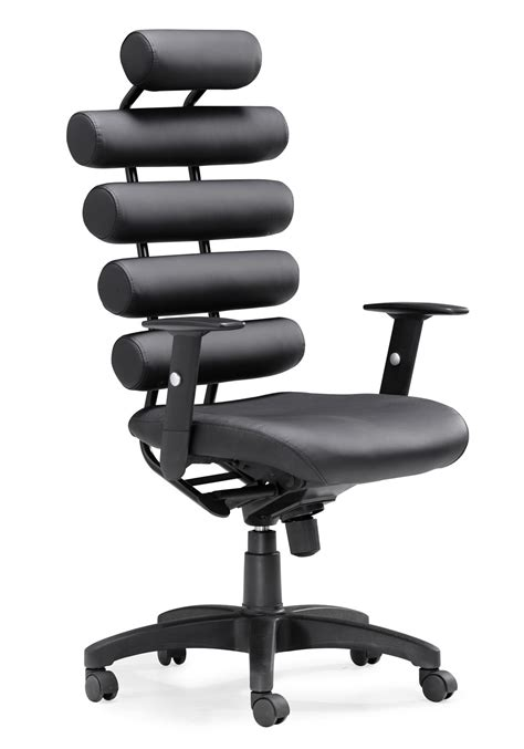 this high back office chair provides the ultimate in