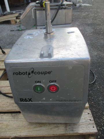 robot couple rx commercial food processor continuous feed chopper  base