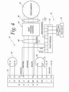 Damper Wiring Diagram For S8610u