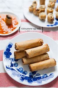 My Mom's Vietnamese Egg Rolls (3 Ways!) | The Little Kitchen