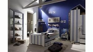 Decoration Chambre Style Marin : deco chambre garcon marin ~ Zukunftsfamilie.com Idées de Décoration
