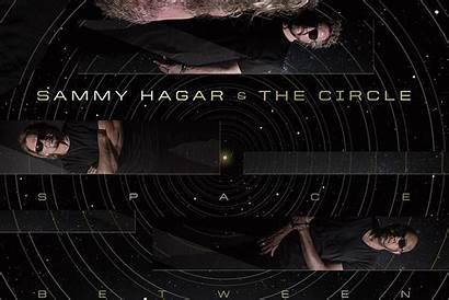 Hagar Sammy Between Space Album