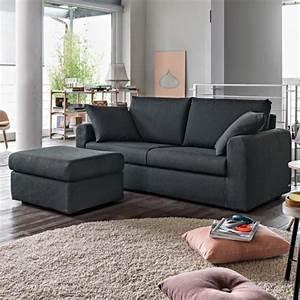 le canape poltronesofa meuble moderne et confortable With tapis de marche avec canape cuir original