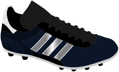football shoe clip art  clkercom vector clip art