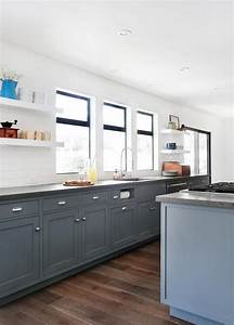 these are the best kitchen cabinet paint colors mydomaine With what kind of paint to use on kitchen cabinets for designer stickers