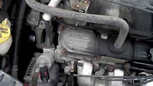 2004 Dodge Caravan 3 8l V6 Engine Noise