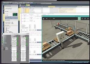 Ladder Logic Simulator  Factory Simulation Game