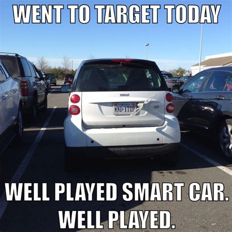 Auto Meme - smart car funny meme haha i ve clearly got too much time on my hands pinterest cars