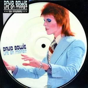 David Bowie LIFE ON MARS: 40TH ANNIVERSARY Vinyl Record ...