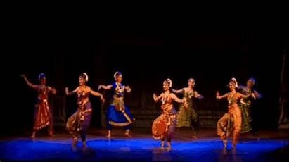 Indian Culture Dance Classical Ancient Form Authentic