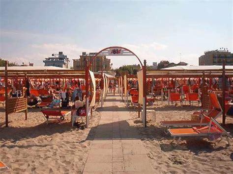 Riccione, Spiaggia 61  Della Rosa Le Immagini