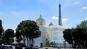 paris disposera bientot dun nouveau centre religieux With jardin a la francaise photo 13 le pont alexandre iii et la tour eiffel photo by night