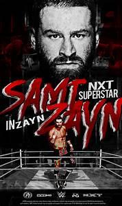 Sami Zayn Poster by SatlaDesigner on DeviantArt