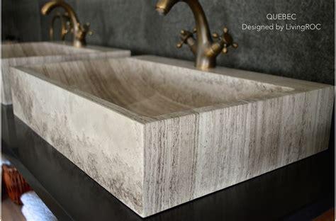 marble sinks bathroom brown marble bathroom sink faucet 13589